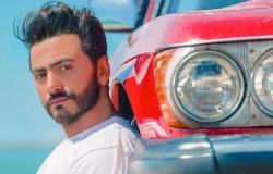 """بالصور: تامر حسني يريد المخرج محمد سامي """"بدون زوجته"""" مي عمر"""