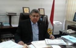 «الشيحي» يناقش استعدادات العام الجديد وإجراء اختبارات فيروس سي على الطلاب
