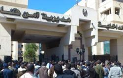 نيابة قنا تحقق مع 4 متهمين بالانضمام لجماعة الإخوان الإرهابية