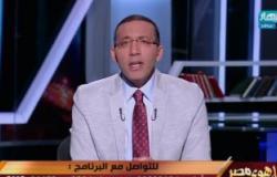 """خالد صلاح عن رسائل تهديد تلقاها من """"لواء الثورة"""": لسنا أعز من أبطال سيناء"""