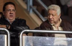مرتضى منصور: بيان الأهلى عن الحكام غير مقبول
