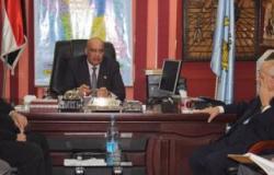 السيد شعير رئيسا لمجلس الأمناء والأباء بالغربية