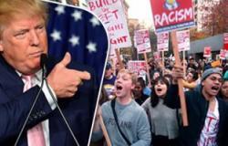 ترامب تعليقا على الاحتجاجات ضده: لماذا لم يصوت هؤلاء الأشخاص لمن يرغبون