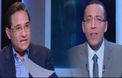عبد الرحيم على لخالد صلاح: 30 يونيو ثورة و25 يناير انتفاضة جماهيرية بامتياز