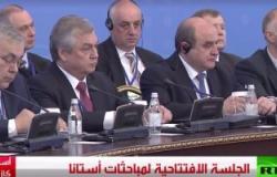 وزير خارجية كازاخستان: الحل السياسى هو الوحيد لأزمة سوريا