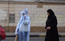 الأرصاد: توقعات بسقوط أمطار بالوجه البحرى والقاهرة من الأربعاء للجمعة