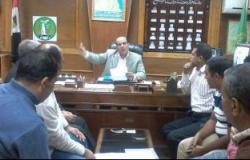 رئيس مدينة بركة السبع يحيل ١7 عاملا إلى التحقيق لتغيبهم عن العمل