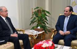 رئيس الوزراء يهنئ الرئيس السيسي بمناسبة الذكرى السادسة لثورة 25 يناير